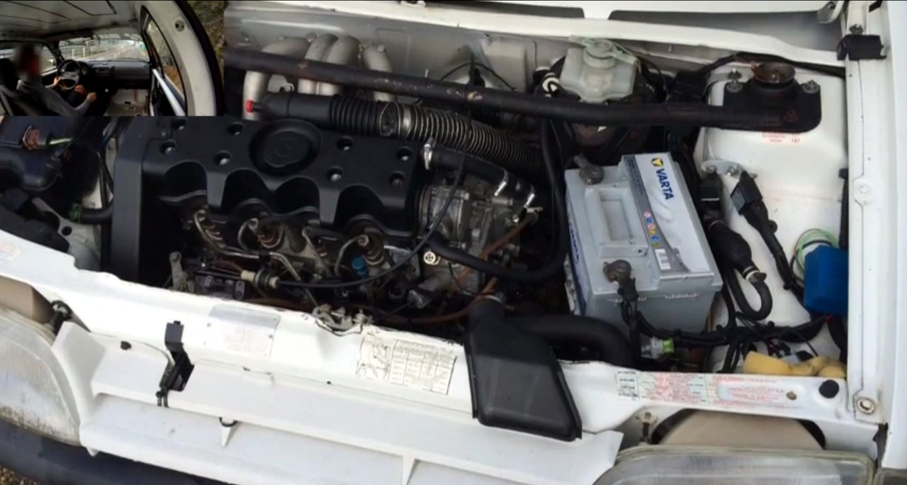 citroen-ax- nurburgring-motor-diesel